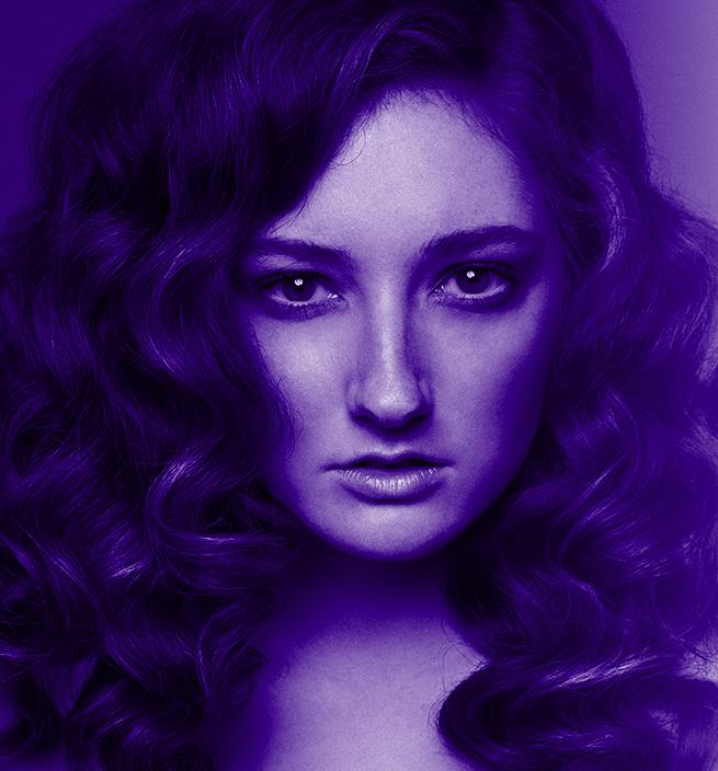 5 Faces Face Care Services & Facial Treatments | 5Faces model Purple